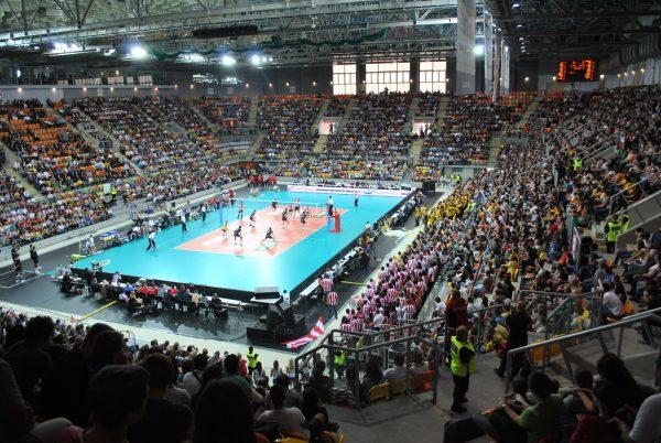 Hala Sportowa Częstochowa 1